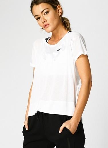 Asics Tişört Beyaz